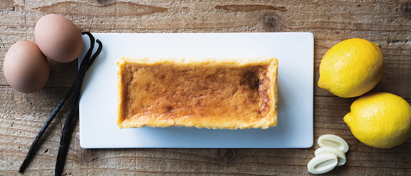 CHEESE CAKE LEMON