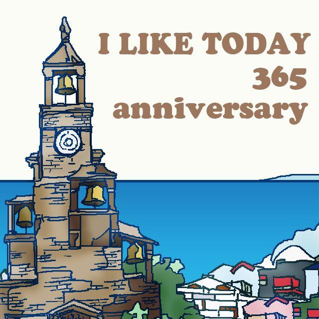 I like today 365 anniversary