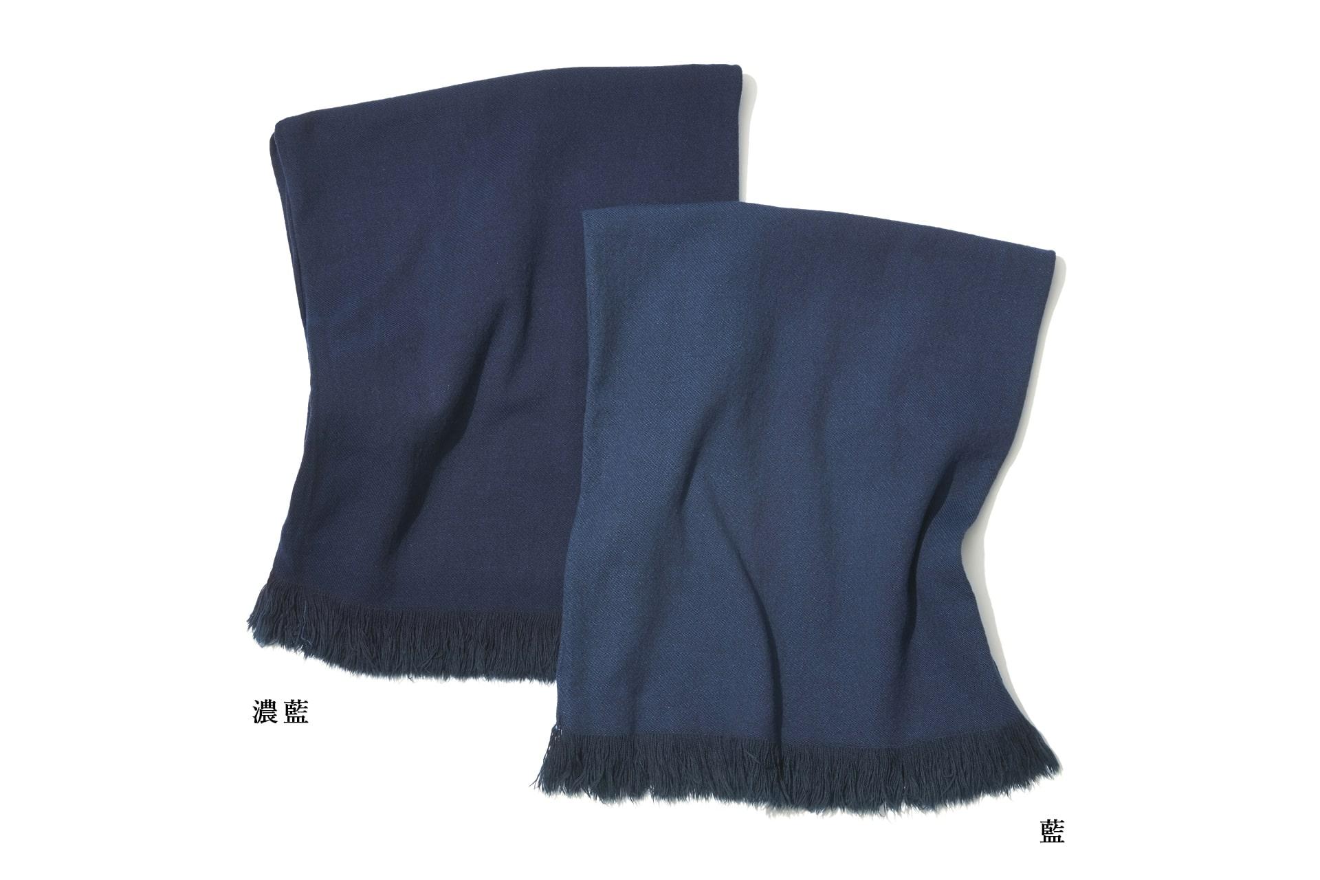 播州織マフラー(40cm幅)
