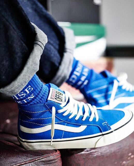 Darling - blue - men's