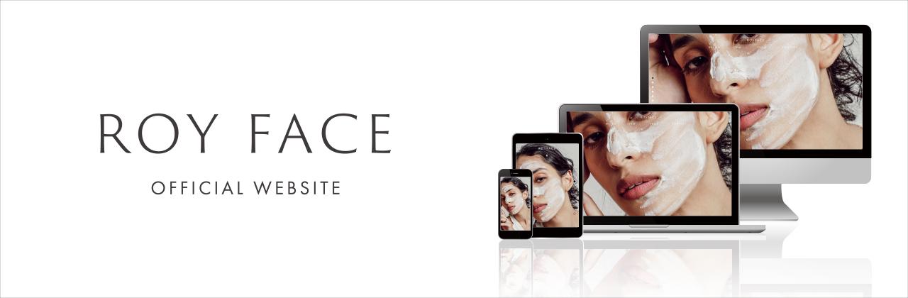 ROYFACE ブランドサイト