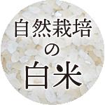 自然栽培の白米